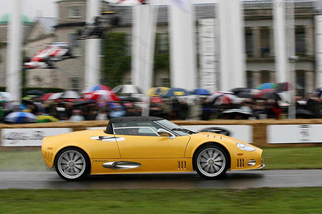 Spyker C8 Spyder    - 2007 Goodwood Festival of Speed