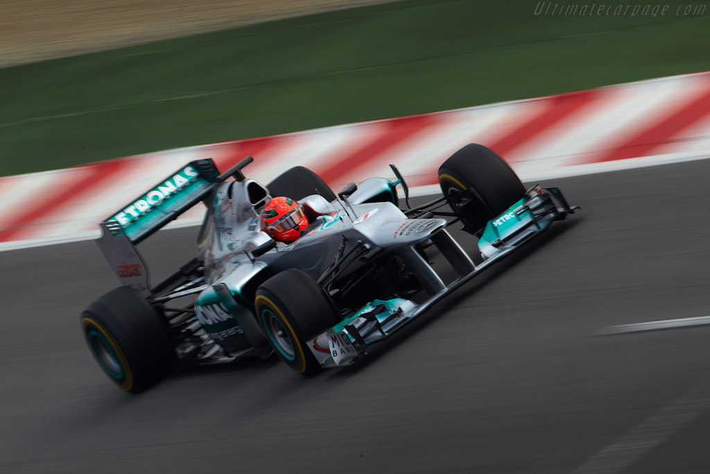 Click here to open the Mercedes-Benz W03 gallery