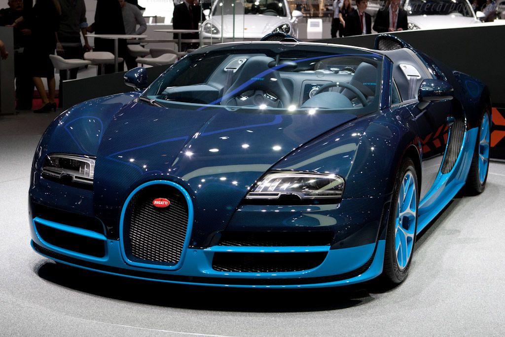 Click here to open the Bugatti Veyron 16.4 Grand Sport Vitesse gallery