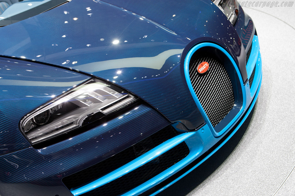 Bugatti Veyron 16.4 Grand Sport Vitesse - Chassis: VF9SV252X2M795016   - 2012 Geneva International Motor Show