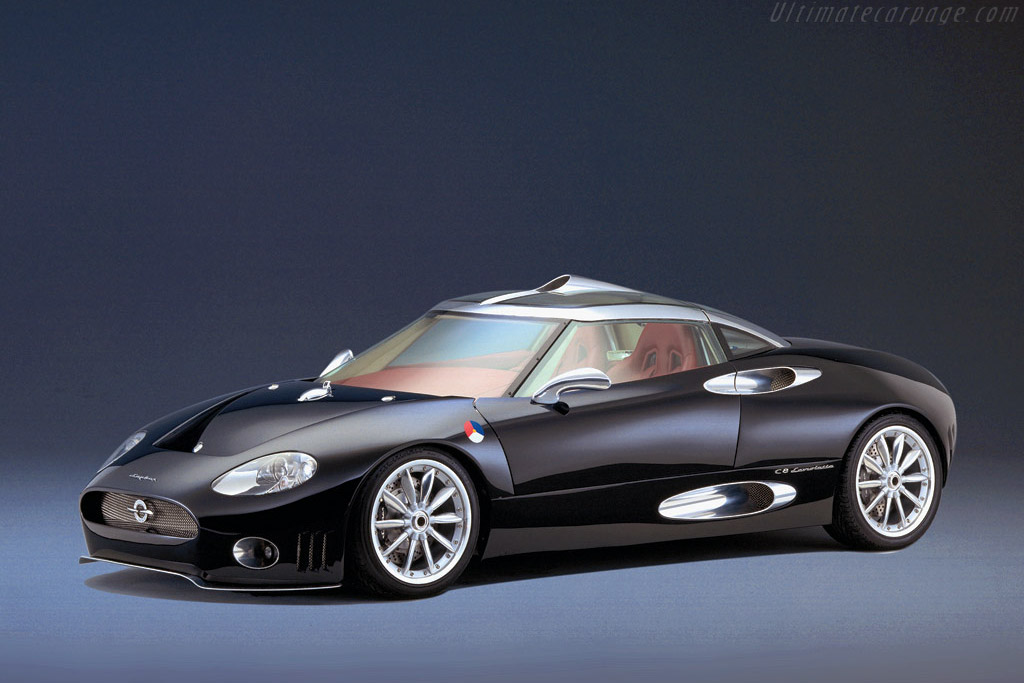 Click here to open the Spyker C8 Laviolette gallery