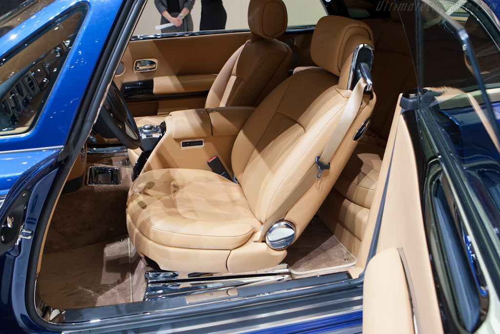 Rolls-Royce Phantom Series II Coupe    - 2012 Geneva International Motor Show