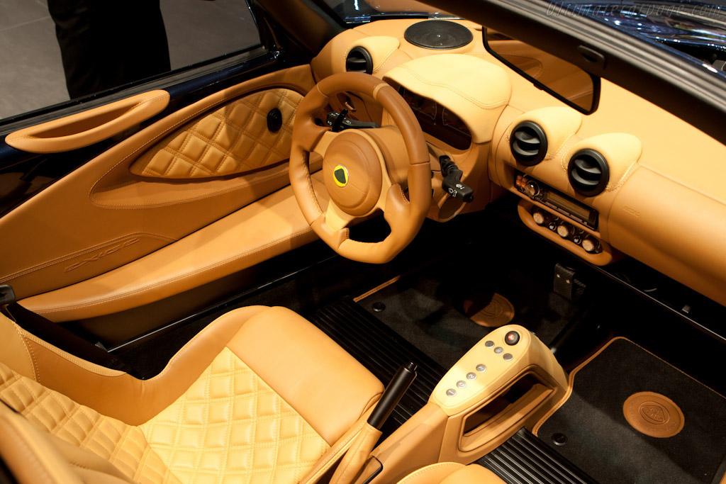 Lotus Exige S Roadster    - 2012 Geneva International Motor Show