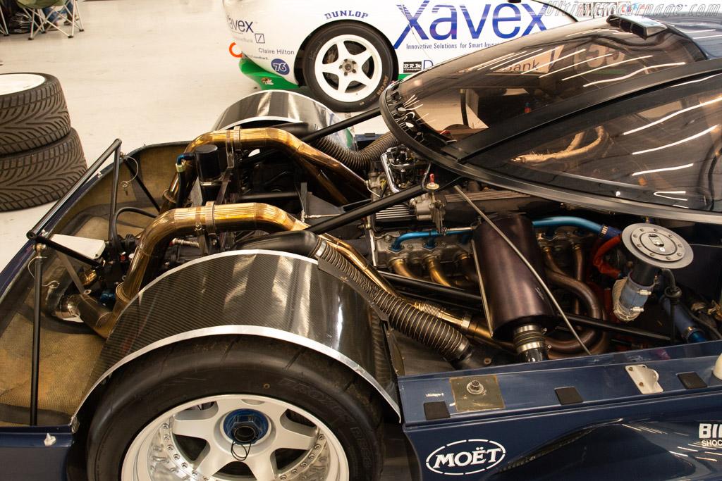 Jaguar XJR-15 - Chassis: 011   - 2018 Spa Classic