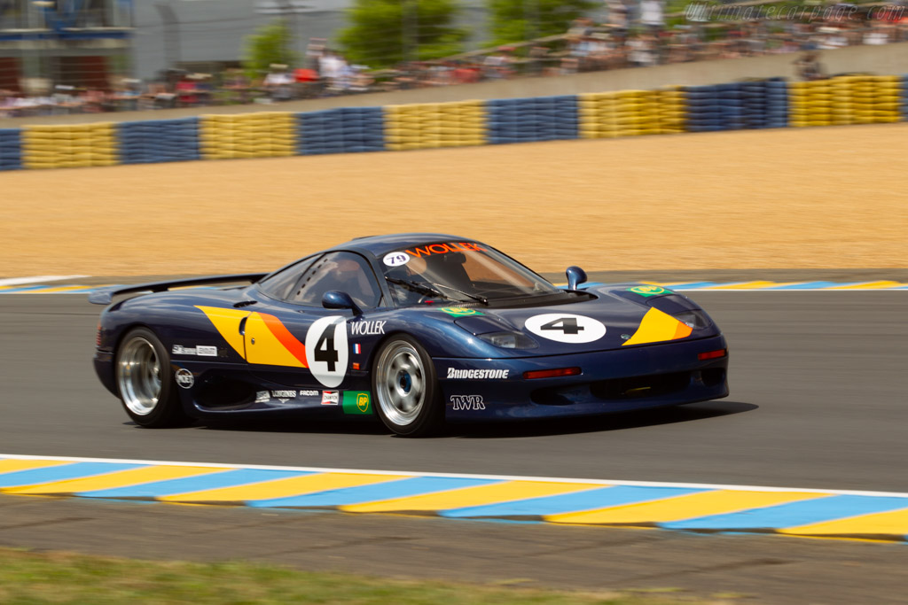 Jaguar XJR-15 - Chassis: 011   - 2018 Le Mans Classic