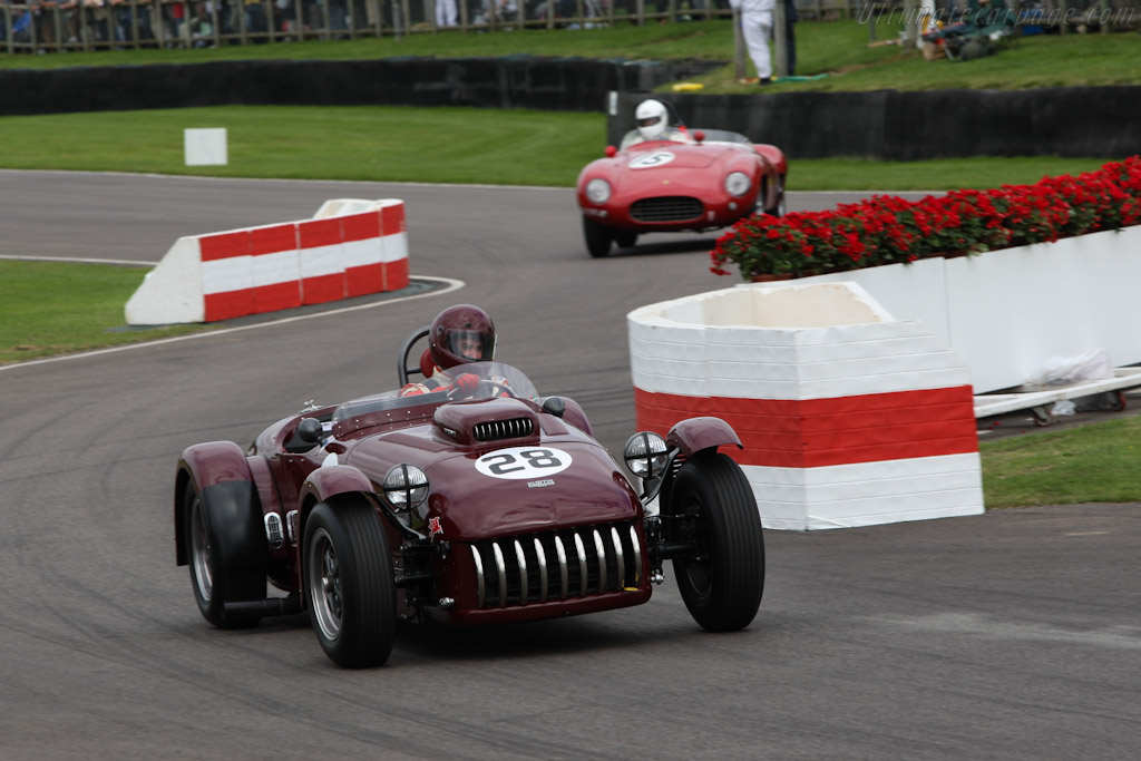 Kurtis 500S Chrysler - Chassis: 500S-022   - 2007 Goodwood Revival
