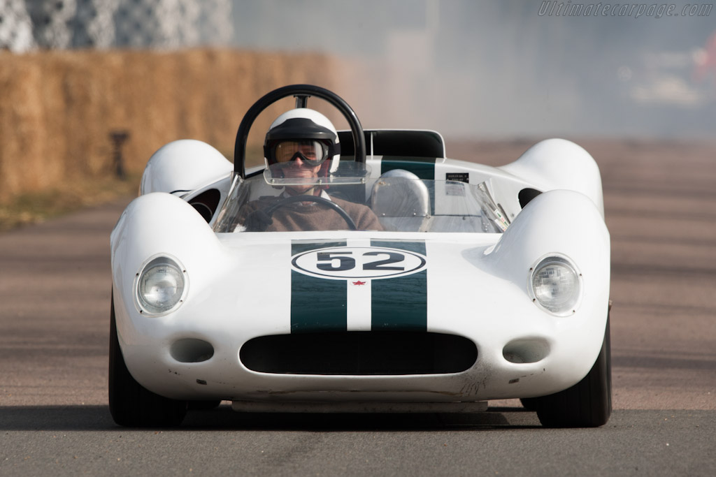 Sadler Mk 5 Chevrolet - Chassis: 001   - 2012 Goodwood Preview