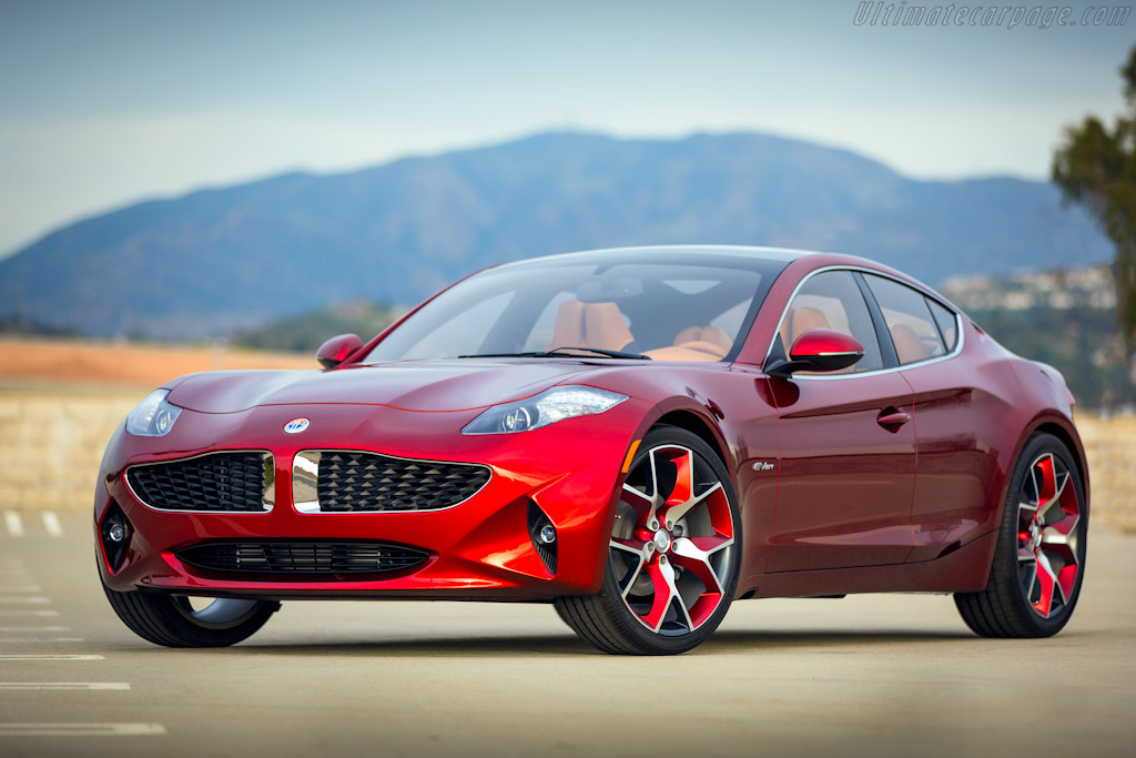 Click here to open the Fisker Atlantic gallery