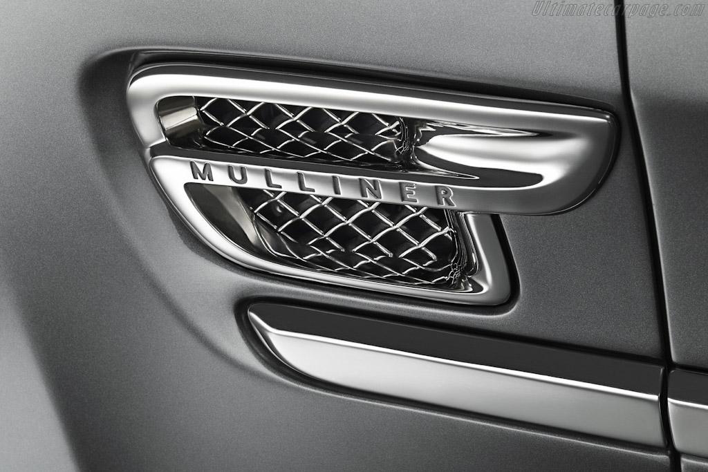 Bentley Mulsanne Mulliner