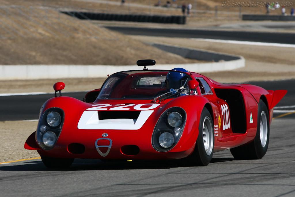Alfa Romeo 33/2 Daytona 2.5 Litre - Chassis: 75033.015   - 2006 Monterey Historic Automobile Races