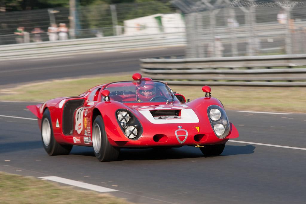 Alfa Romeo 33/2 Daytona 2.5 Litre - Chassis: 75033.015   - 2010 Le Mans Classic