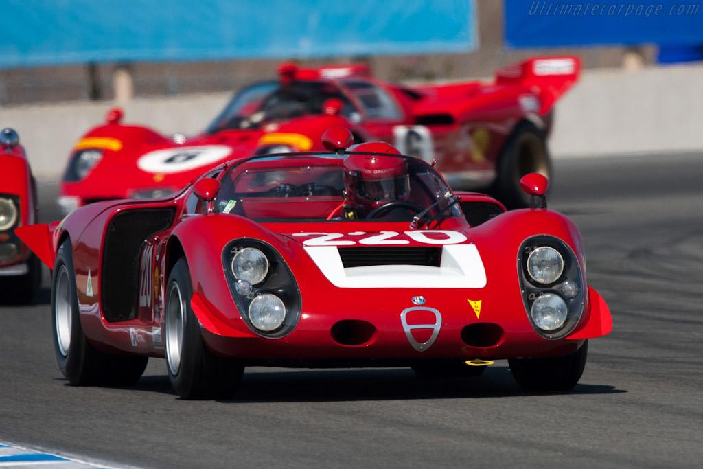 Alfa Romeo 33/2 Daytona 2.5 Litre - Chassis: 75033.015   - 2009 Monterey Historic Automobile Races
