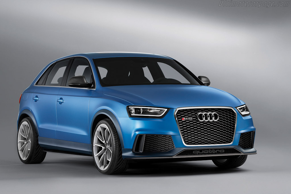 Click here to open the Audi RS Q3 Concept gallery