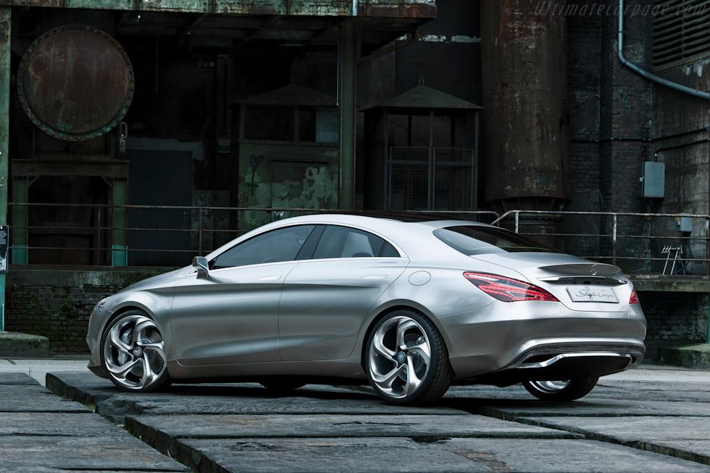 Mercedes-Benz Concept Style Coupé
