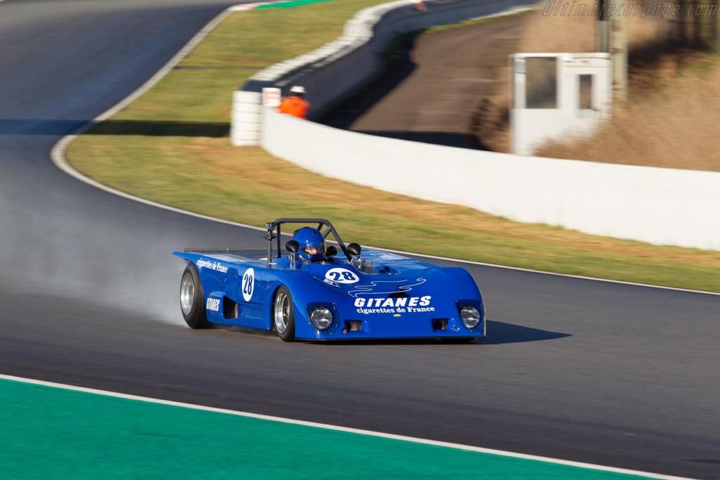 Lola T280 Cosworth - Chassis: HU5   - 2019 Espiritu de Montjuic