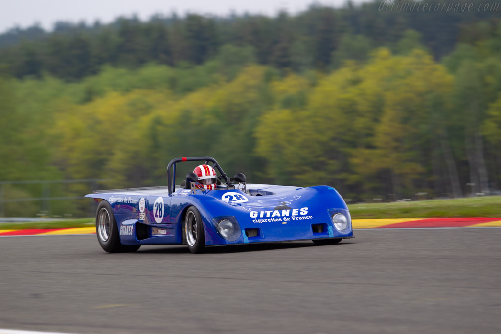 Lola T280 Cosworth - Chassis: HU5   - 2019 Spa Classic