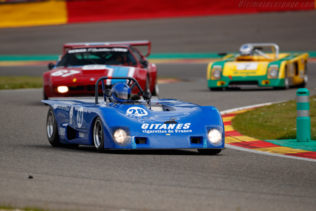 Lola T280 Cosworth - Chassis: HU5   - 2019 Spa Classic