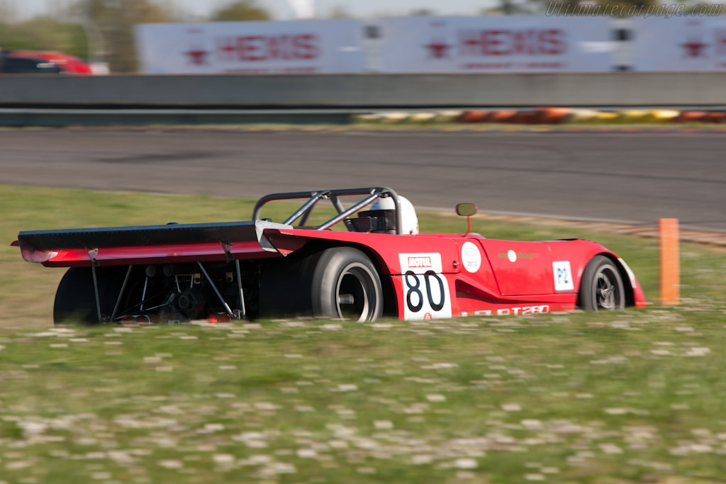 Lola T280 Cosworth - Chassis: HU4   - 2012 Coupes de Paques