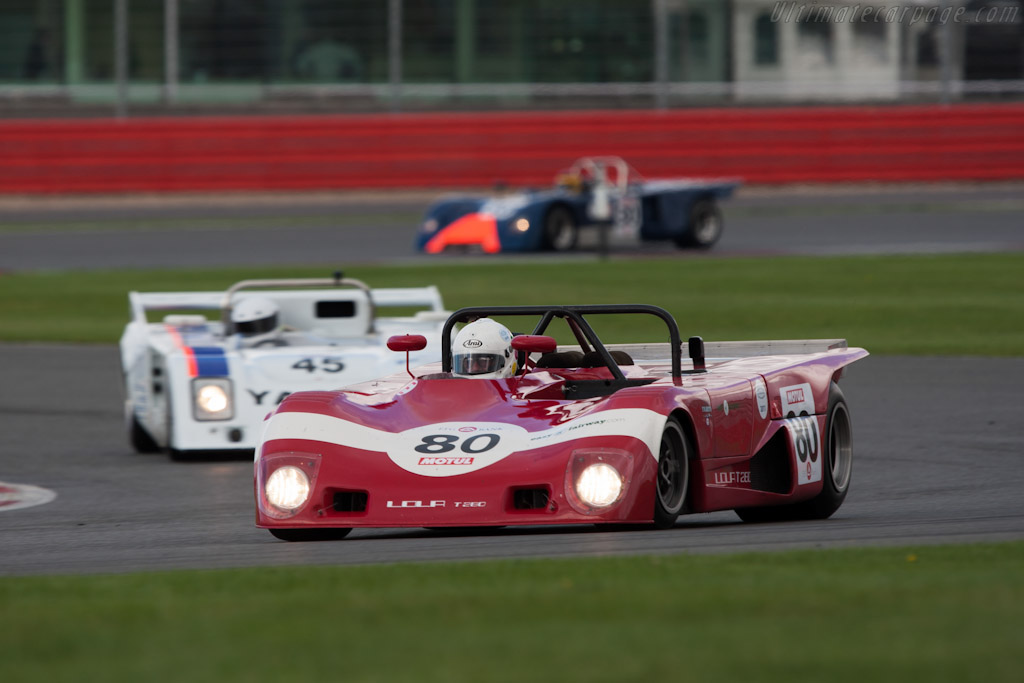 Lola T280 Cosworth - Chassis: HU4  - 2011 Le Mans Series 6 Hours of Silverstone (ILMC)