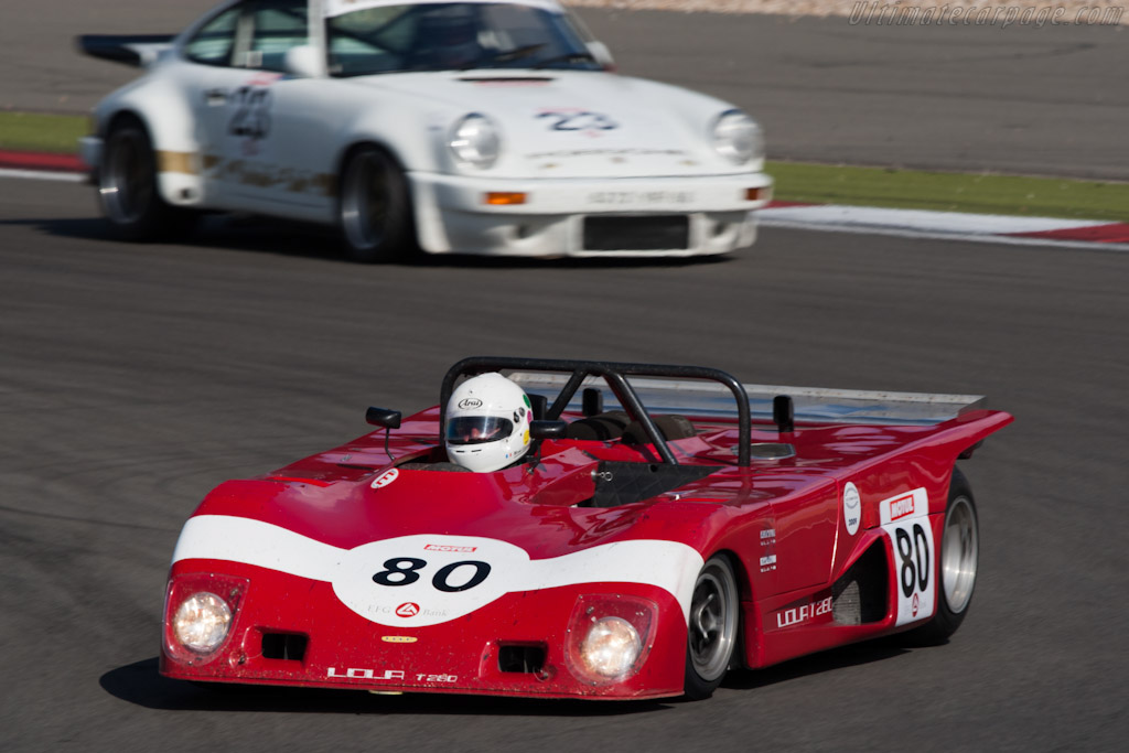 Lola T280 Cosworth - Chassis: HU4   - 2009 Le Mans Series Nurburgring 1000 km