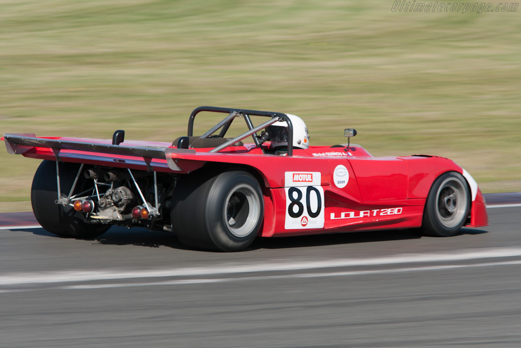 Lola T280 Cosworth - Chassis: HU4   - 2009 Le Mans Series Silverstone 1000 km