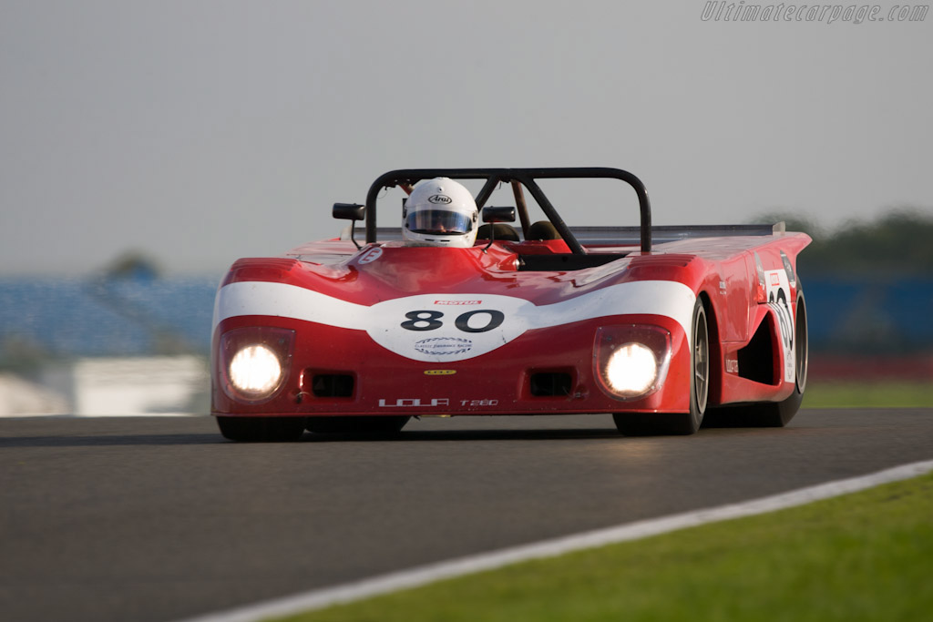 Lola T280 Cosworth - Chassis: HU4   - 2008 Le Mans Series Silverstone 1000 km