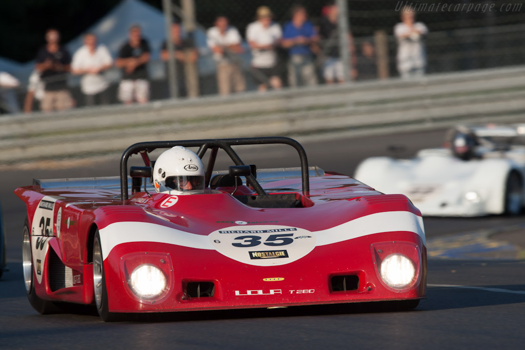 Lola T280 Cosworth - Chassis: HU4   - 2010 Le Mans Classic