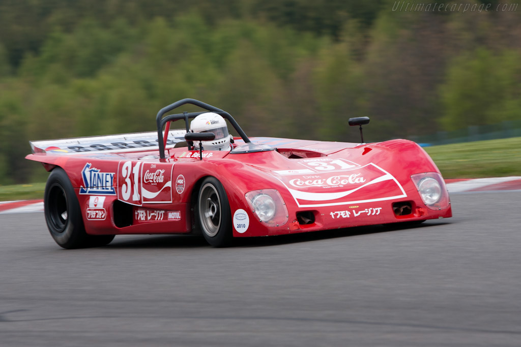 Lola T280 Cosworth - Chassis: HU3   - 2010 Le Mans Series Spa 1000 km