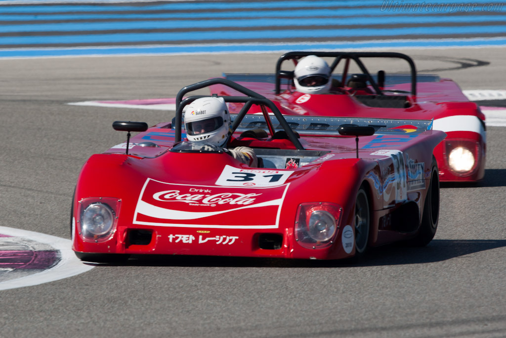 Lola T280 Cosworth - Chassis: HU3   - 2010 Le Mans Series Castellet 8 Hours