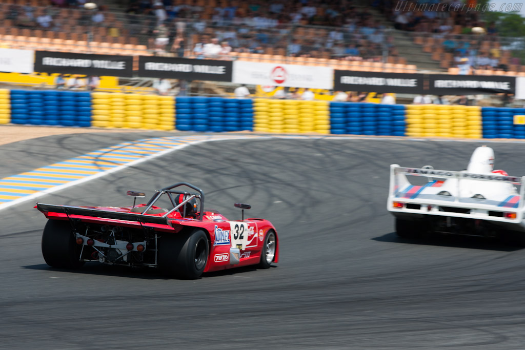 Lola T280 Cosworth - Chassis: HU3   - 2010 Le Mans Classic