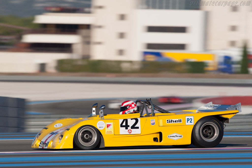 Lola T280 Cosworth - Chassis: HU1   - 2011 Dix Mille Tours