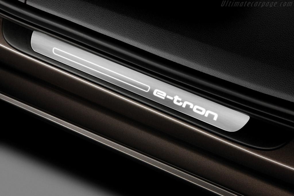 Audi A6 L E Tron Concept
