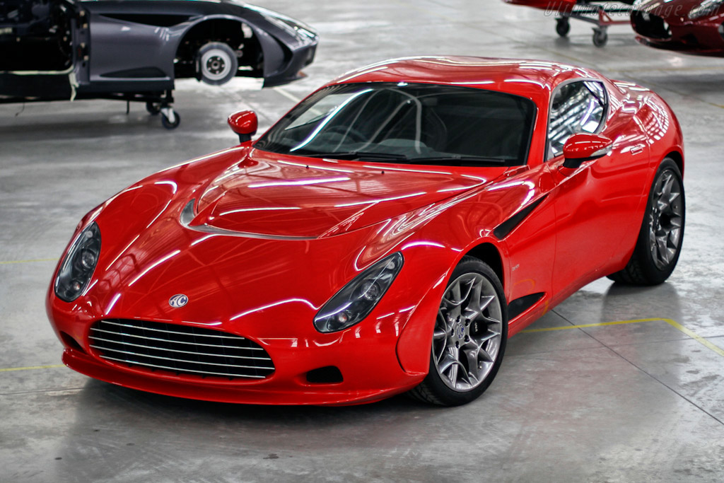 Click here to open the AC 378 GT Zagato gallery