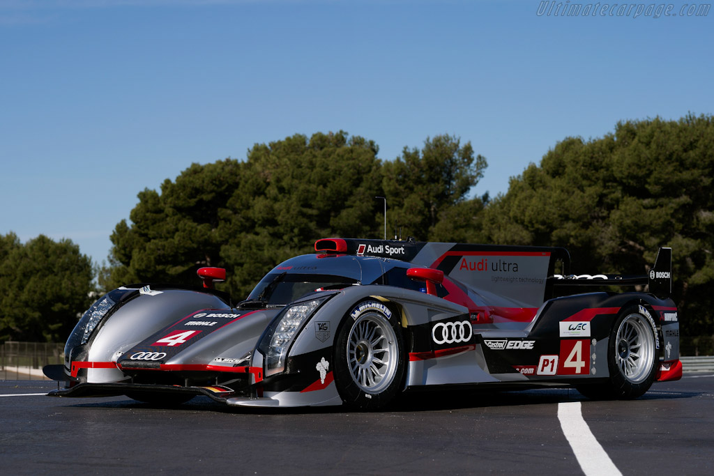 Click here to open the Audi R18 ultra gallery