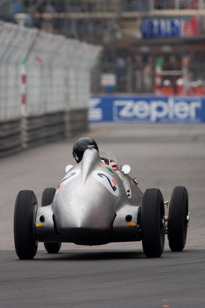 CTA-Arsenal Grand Prix    - 2010 Monaco Historic Grand Prix
