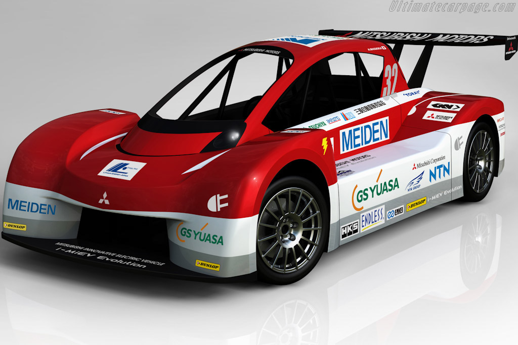 Click here to open the Mitsubishi i-MiEV Evolution gallery