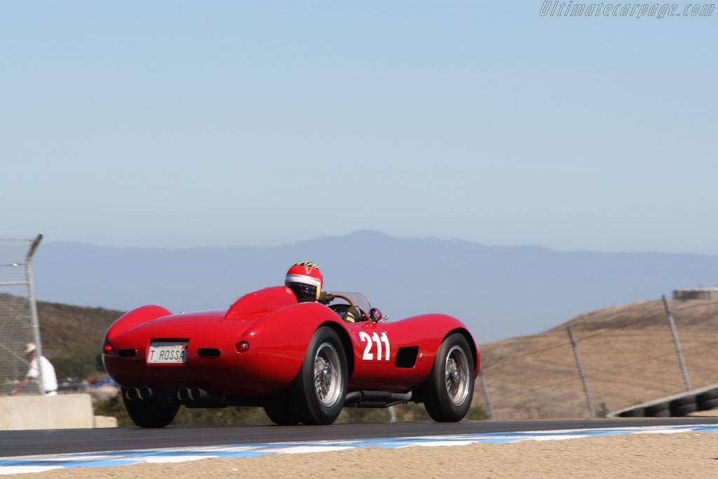 Ferrari 625 TRC - Chassis: 0680MDTR   - 2007 Monterey Historic Automobile Races