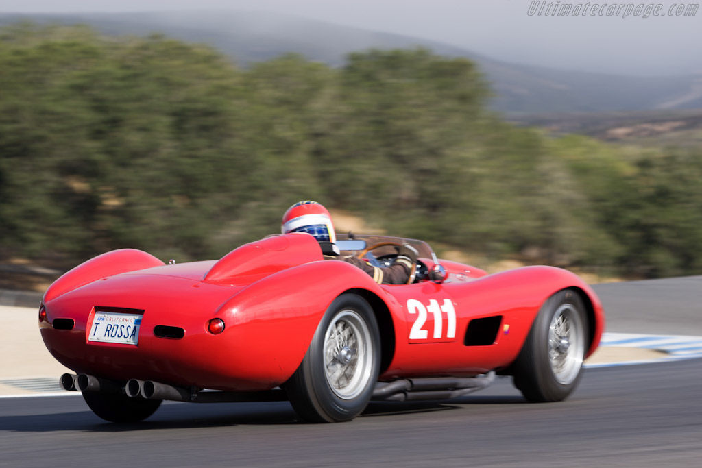 Ferrari 625 TRC - Chassis: 0680MDTR   - 2008 Monterey Historic Automobile Races