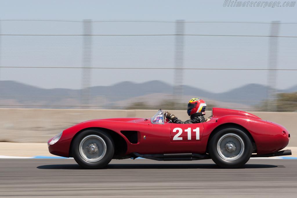 Ferrari 625 TRC - Chassis: 0680MDTR  - 2009 Monterey Historic Automobile Races