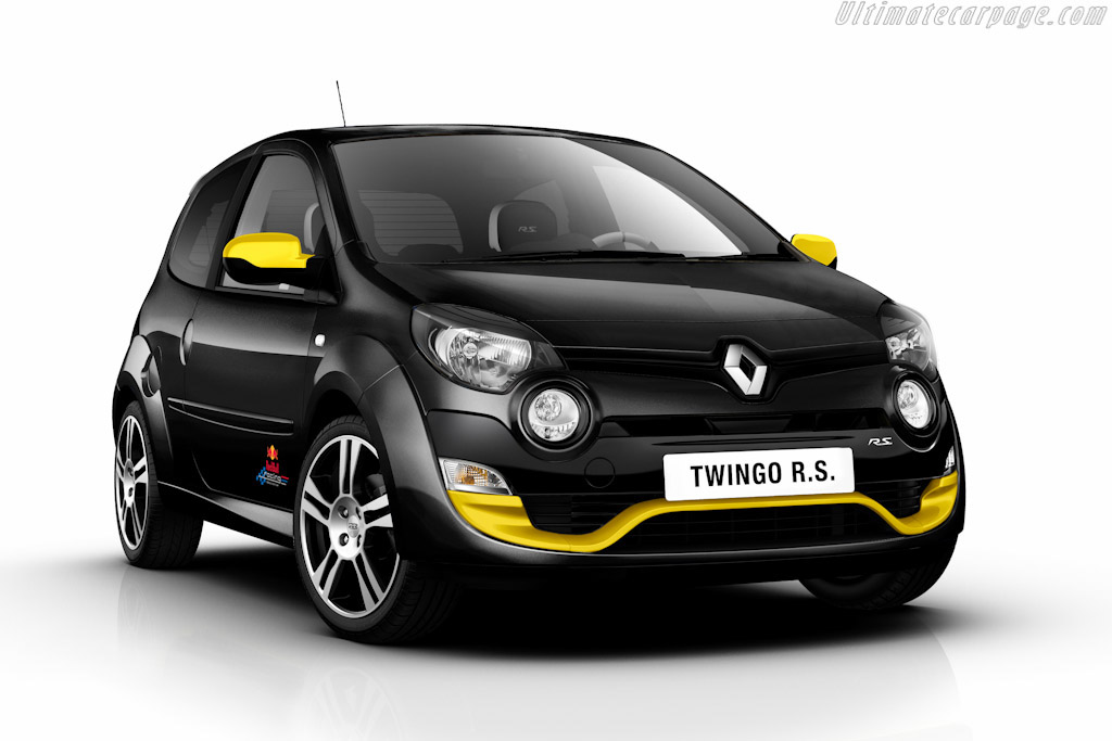 Click here to open the Renault Twingo R.S. Red Bull Racing RB7 gallery