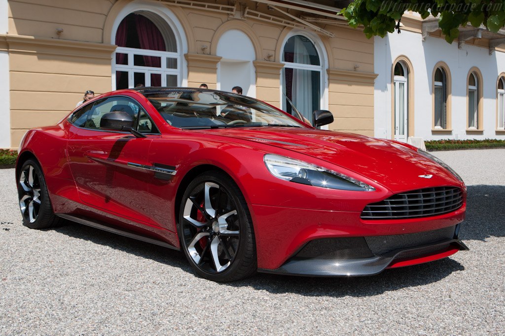 Click here to open the Aston Martin Project AM 310 gallery