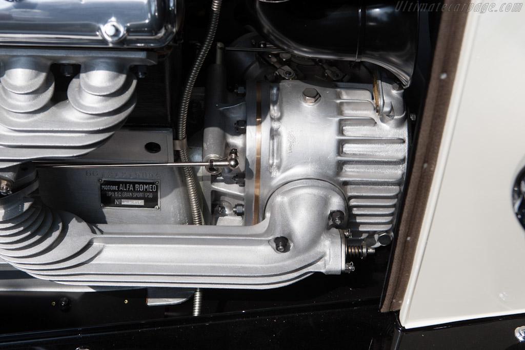 Alfa Romeo 6C 1750 Gran Sport Figoni Coupe - Chassis: 121215054   - 2012 Concorso d'Eleganza Villa d'Este