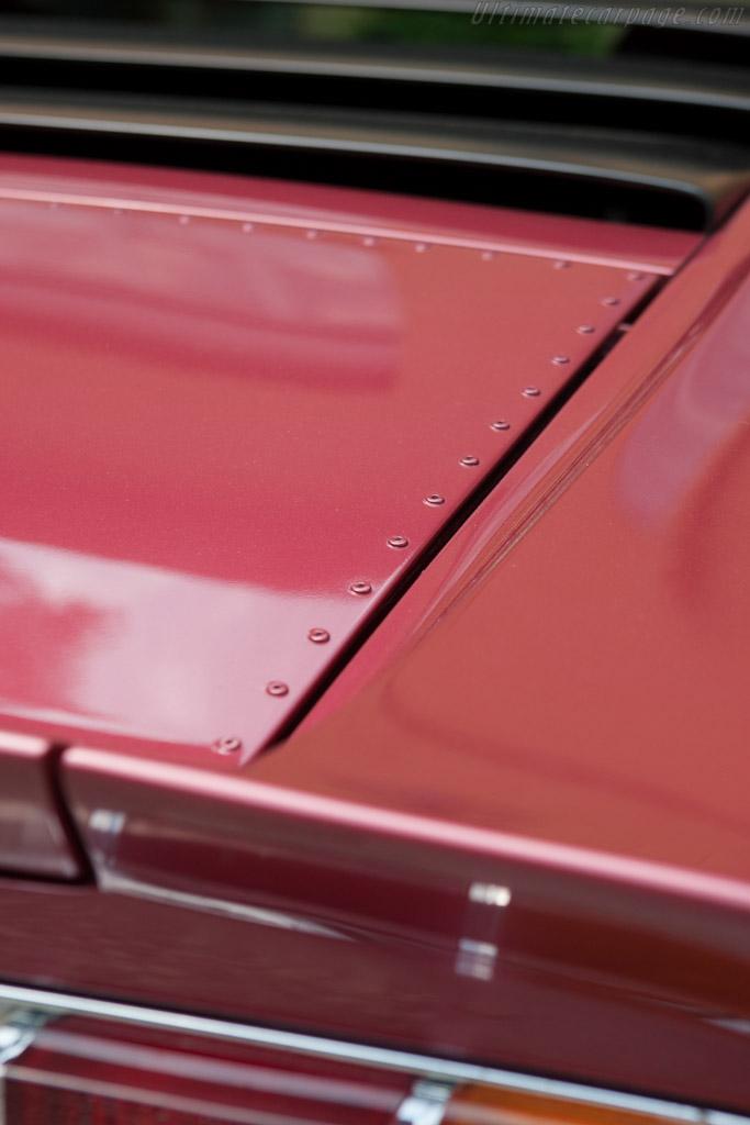 Lamborghini Miura P400 SVJ Chassis 5090 2012