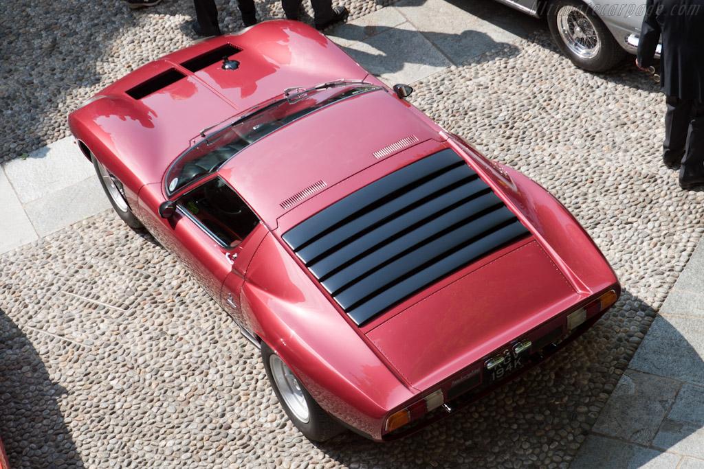 Lamborghini Miura P400 SV/J - Chassis: 5090   - 2012 Concorso d'Eleganza Villa d'Este