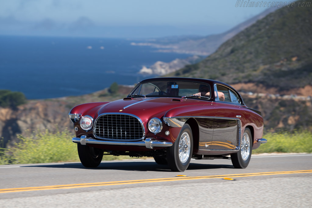 Click here to open the Ferrari 250 Europa Vignale Coupe gallery