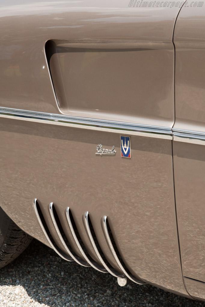 Ferrari 250 Europa Vignale Coupe Chassis 0313eu 2012