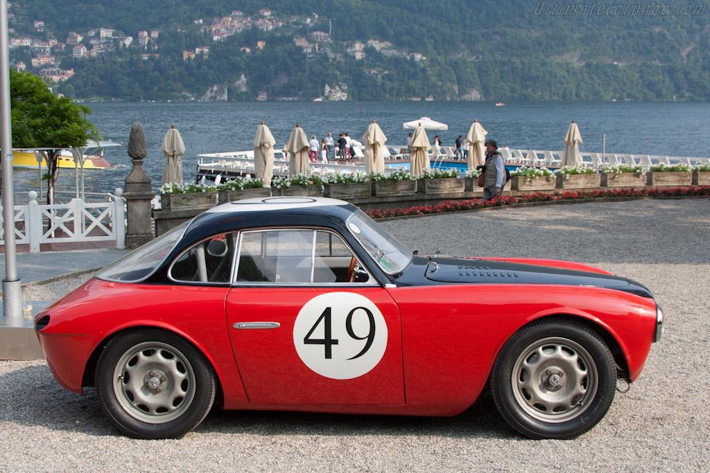 Moretti 750 Grand Sport Chassis 1294s 2012 Concorso D Eleganza Villa D Este