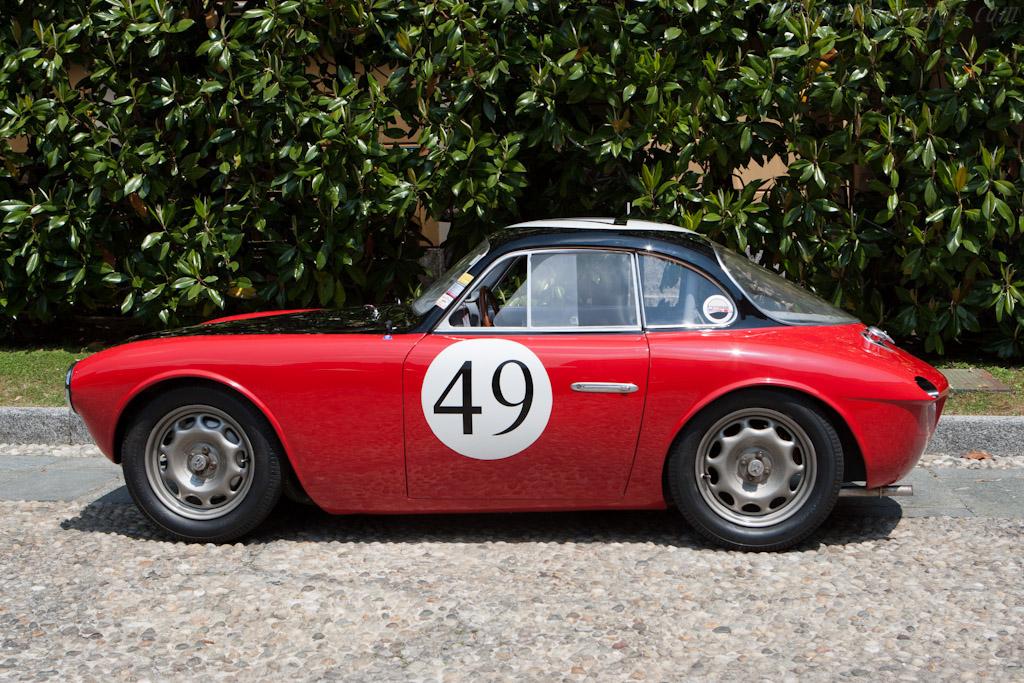 Moretti 750 Grand Sport - Chassis: 1294s   - 2012 Concorso d'Eleganza Villa d'Este