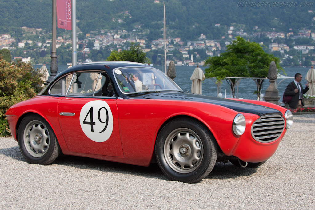 1954 - 1956 Moretti 750 Grand Sport - Images ...