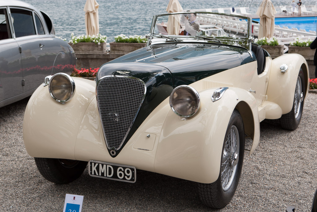 1938 1939 Aston Martin Type C Speed Model Images Specifications And Information